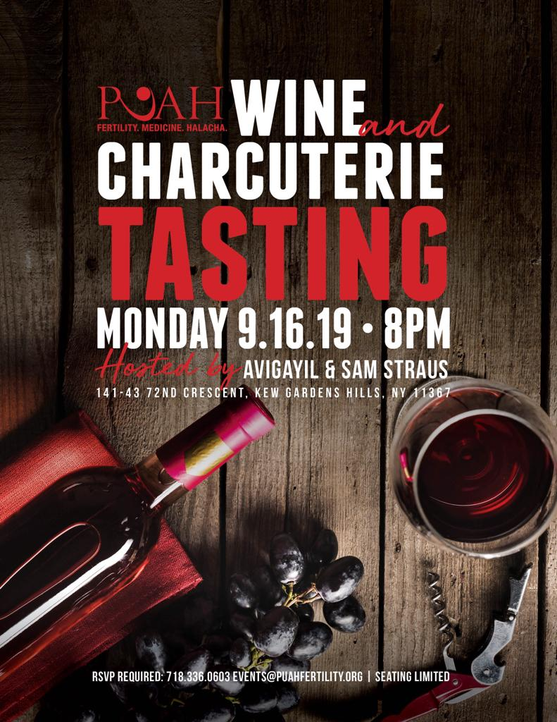 An Evening of Select Wines and Charcuterie